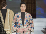 Komal Nasir Winter Shawl Collection form FPW10 London 2016