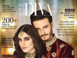 Maya Ali and Osman Khalid Butt for Cover of Diva Magazine