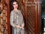 Saadia Asad Women Winter Dresses Noor Collection  2016–17