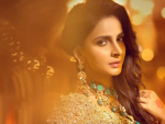 Saba Qamar looks at Erum Khan Bridal Couture Campaign 2016-17