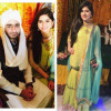 Sanam Baloch At Her Friends Brother Mehndi