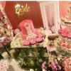 Urwa Hocane Bridal Shower Decoration in Pictures