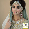 Sajal Ali Bridal Photoshoot 2016