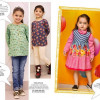 Nishat Linen Winter Dresses 2016-17 For Kids