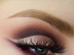 Tired of Smoky Eyes? Try a Cut Crease Look Instead