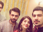 Mawra Hocane and Amish Azhar Pictures After Two Years