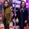 Celebrities in Premier of 'Thora Jee Le'