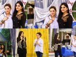 Sarwat Gilani at The Morning Show