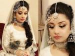 Pakistani Actress Sidra Batool Wedding Pictures All Events