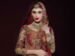 Winter Bridal Dresses by Tena Durrani Collection 2017