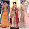 New Pakistani Wedding Dresses 2017