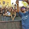 Srinagar Woman In SRKs Selfie