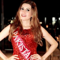 Pakistani Model Diya Ali nominated to Miss World Titles