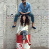 Mawra Hocane and Shehryar Munawar Photoshoot for Clothing Brand