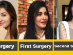 Shaista Lodhi After 1st Surgery & 2nd Surgery