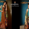 Asim Jofa Luxury Lawn Summer Dresses Collection 2017
