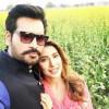 Humayun Saeed and Mehwish Hayat Picture from movie Punjab Nahi Jaungi