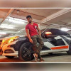 Indian Car Racer dies in an Accident
