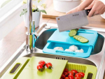 Use of Plastic Chopping Board dangerous for health
