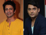 Kapil Sharma hits Sunil Grover with shoe