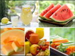 Fruits and Vegetables that Protect from Summer Heat effects