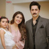 Ayeza Khan and Danish Taimoor Family Pictures