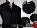 Shalwar Kameez Collar Neck & Waist Coats Design 2017