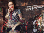 Baroque Premium Lawn Dresses Collection 2017