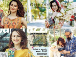 Hania Amir Photoshoot for Firdous Lawn