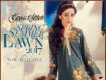 Cross Stitch Summer Lawn Collection 2017