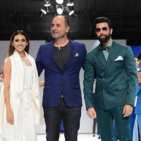 Deepak Perwani PURE Collection at FPW 2017