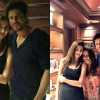 Mahira Khan and Shahrukh Khan Unseen Pictures