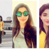 Mawra Hocane Pictures from London Tour