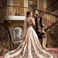Matching Dresses for Bride and Groom Wedding Dresses 2017