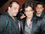 Shah Rukh Khan Pays Tribute to Sanjay Dutt