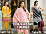 Pakistani Girls Summer Dresses Designs  2017