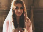 Maya Ali at her brother Nikkah