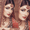 Ayeza Khan Gorgeous look in new Bridal Shoot