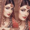 Ayeza Khan Gorgeous look in new Bridal Shoot