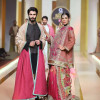 Fahad Hussayn Collection at Qmobile Hum Bridal Couture Week 2017