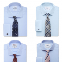 Mens Shirt and Tie Combinations Guide