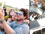 SRK Busy in Shooting of Movie in Ludhiana