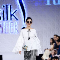 Saira Rizwan Summer of Love collection at PFDC 2017