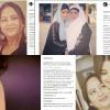 Sajal Ali Instagram Posts after her Mothers death