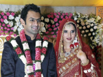 Shoaib Malik and Sania Wedding Anniversary in Pictures