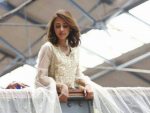 Ainy Jaffri Shoot for Rangrasiya Lawn 2017