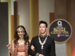 Syra Shehroz and Kent S. Leung Ramp Walk at BCW2017 Day2