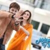 Danish Taimoor and Sana Javed at Shooting of Upcoming Movie