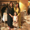 Reema and Noor Spotted at Birthday Party