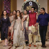 Kubra Khan and Shehzad Sheikh Ramp Walk at BCW2017